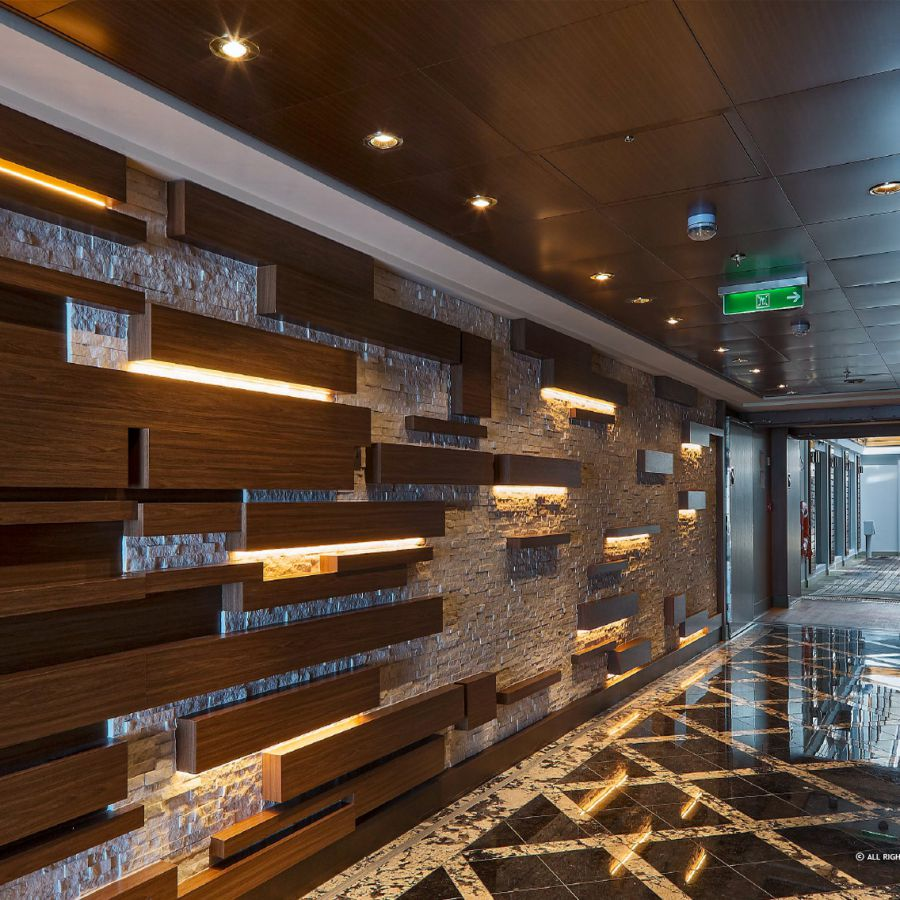 Norwegian Cruise Line Joy Architectural Studio Interior Design